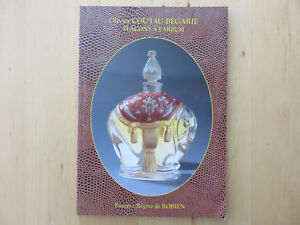 CATALOGUE-FLACONS-A-PARFUM-OLIVIER-COUTAU-BEGARIE-22-10-1994-TBE