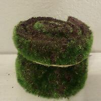 1 Faux Moss Roll Mat Floral Decor Crafts Woodland Path Fairy Garden 30 X 4