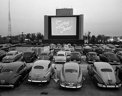 Drive In Movie Screen