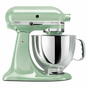 KitchenAid-stand-mixer-RRK150PT-Artisan-Tilt-Pistachio-Green-All-Metal