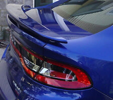 "FOR DODGE DART UN-Painted ""Baby Charger"" 2-Post Rear Spoiler Wing for 2013-2017"