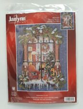 RARE Janlynn Garden Gargoyle Counted Cross Stitch Kit Diana Thomas Sealed