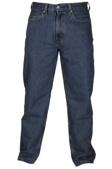 097d0f86b92 Levi s Mens 550 Relaxed Fit Jeans 33w X 34l 34 Medium Stonewash Blue ...