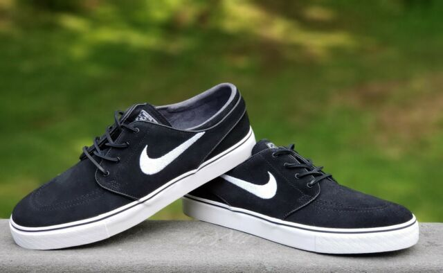 Nike SB Shoes Zoom Stefan Janoski BlackWhite