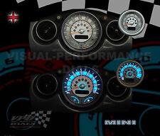 BMW MINI / COOPER 01>PLASMA GLOW SPEEDO DIAL KIT INTERIOR DASH LIGHTING UPGRADE