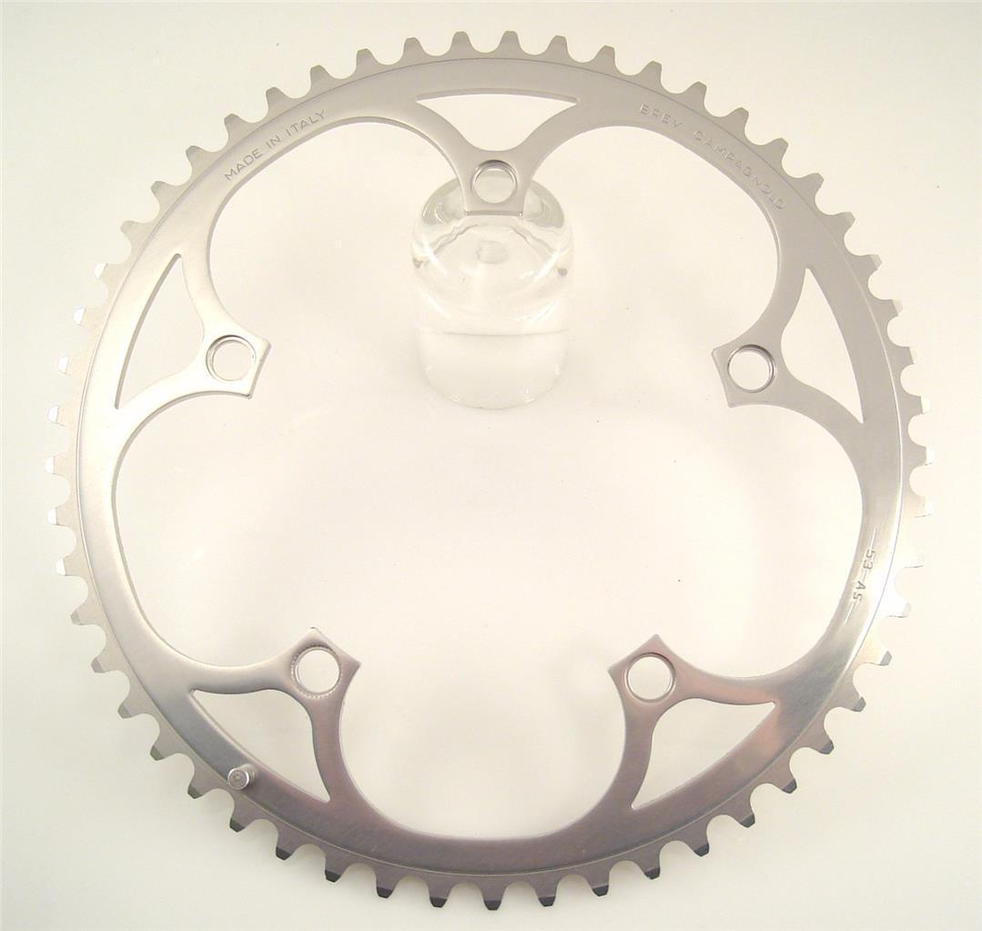 NOS Campagnolo BCD 135 Große Kettenradkurbel 53T NEW (cw11)