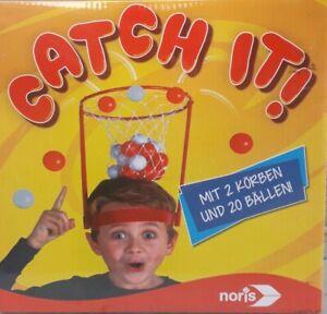 Noris-606011699-Catch-It-Gesellschaftsspiel-Wurfspiel-Geschicklichkeitsspiel