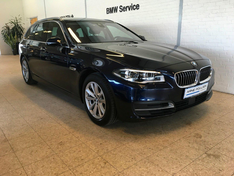 BMW 520d 2,0 Touring aut. 5d - 365.000 kr.