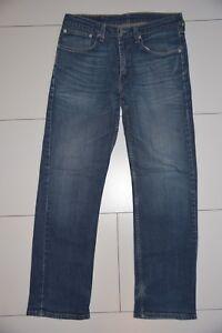 Levis-Jeans-751-blau-W32-L30-gerade-Zustand-sehr-gut-21117-270