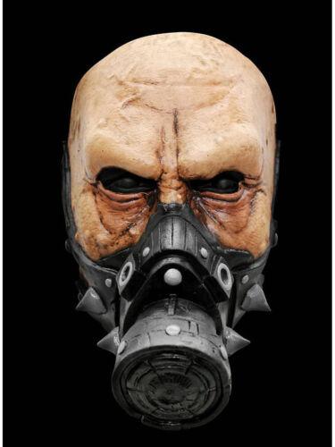 """Masque pour les adultes /""""contaminé/"""" latex universel taille d/'horreur Costume"""