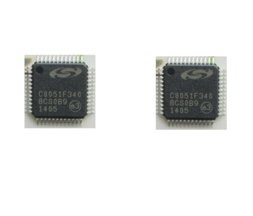 C8051F340-GQR Manu:SILICON Encapsulation:TQFP-48