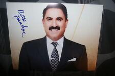 REZA FARAHAN signed 8.5x11 inch photo DC/COA/HOLO (SHAHS OF SUNSET) RARE