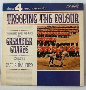 Rare-Vintage-Trooping-The-Colour-Vinyl-LP-33-Phase-4-Stereo-London-SP-44044