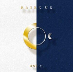 ONEUS-RAISE-US-2nd-Mini-Album-CD-Photobook-Postcard-Photocard-Poster