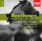 Jacqueline Du PR Da - Piano Trios Opp 1 & 97 / 14 Variations CD