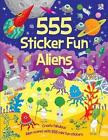 555 Sticker Fun Aliens Susan Mayes 1782443916