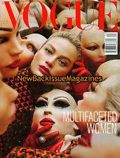 Italian Vogue 9/12,Carolyn Murphy,September 2012,NEW