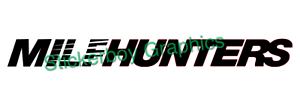 Milfhunters MILF speedhunters Sunstrip sticker Ford Honda Toyota BMW 1000 mm