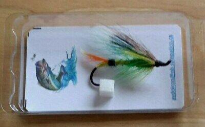 """Flies Fly Tying. Flies /""""  /""""Cobern/"""" Fly Fishing /"""" Mouche Salmon"""