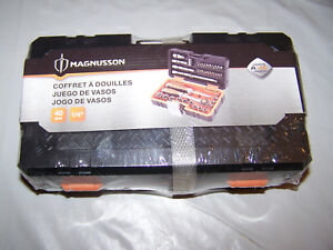 petit coffret a douilles magnusson neuf ebay. Black Bedroom Furniture Sets. Home Design Ideas
