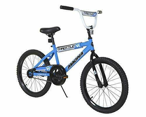Dynacraft 20-Inch Magna Throttle Boys' Bike - GallyHo