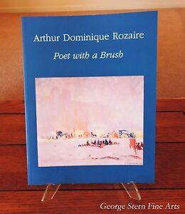 Arthur-Dominique-Rozaire-Poet-with-a-Brush