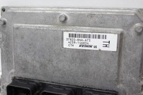 09 10 11 HONDA CIVIC COMPUTER BRAIN ENGINE CONTROL ECU ECM EBX MODULE K9734