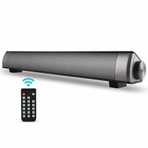 Teatro en casa compacto rectangular para TV Sistema de altavoz Bluetooth