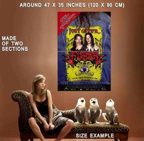 David Lawrence Wall Print POSTER Affiche 69079 Fubar Movie Paul Spence