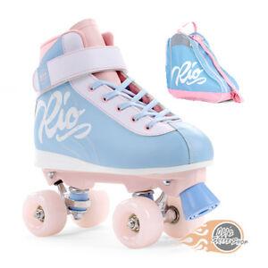 Rio-Roller-Milkshake-Quad-Roller-Skates-Cotton-Candy-Optional-Skate-Bag