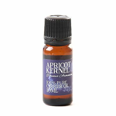 Mystic Moments | Apricot Kernel Carrier Oil - 100% Pure - 10ml (OV10APRIKERN)