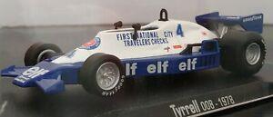 1-43-TYRRELL-008-1978-F1-FORMULA-1-COCHE-DE-METAL-A-ESCALA