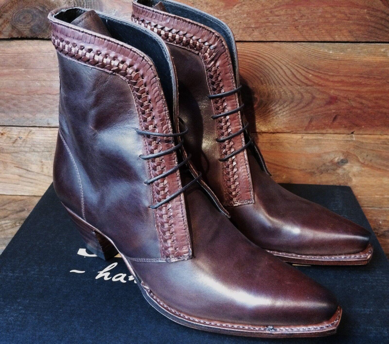 prezzo ragionevole 15499 scarpe country western JUDY Marrone patine    promo à saisir   prezzo all'ingrosso