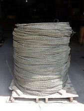 U.S. Military Concertina Wire / Razor Wire, 1 Pallet, 40 rolls, 50ft ea