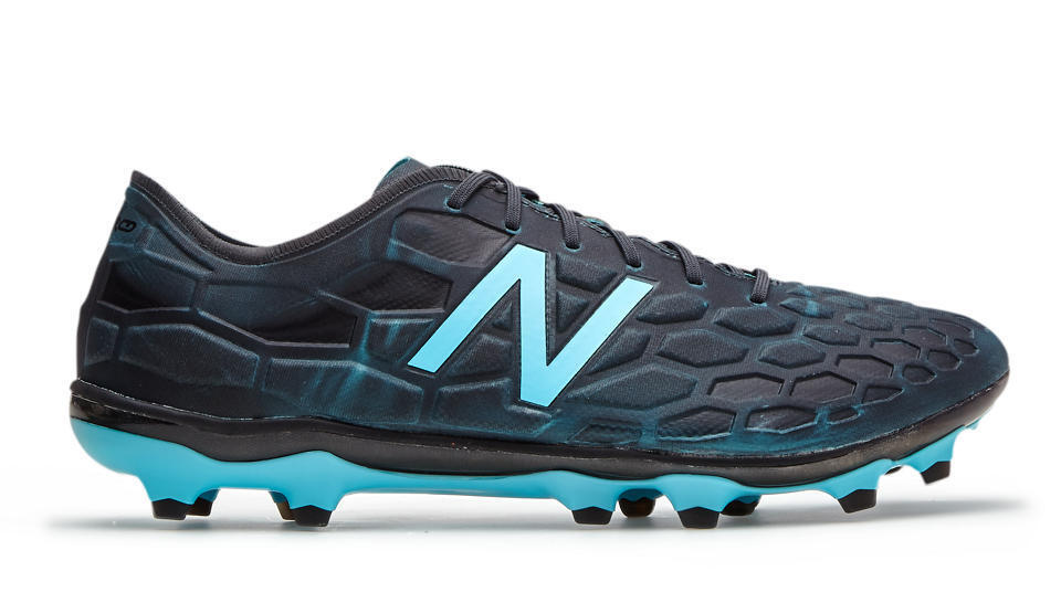Mens NEW BALANCE VISARO 2.0 FG SOCCER CLEATS Sz 13 Coloree Changing  blu MSVLEFVB
