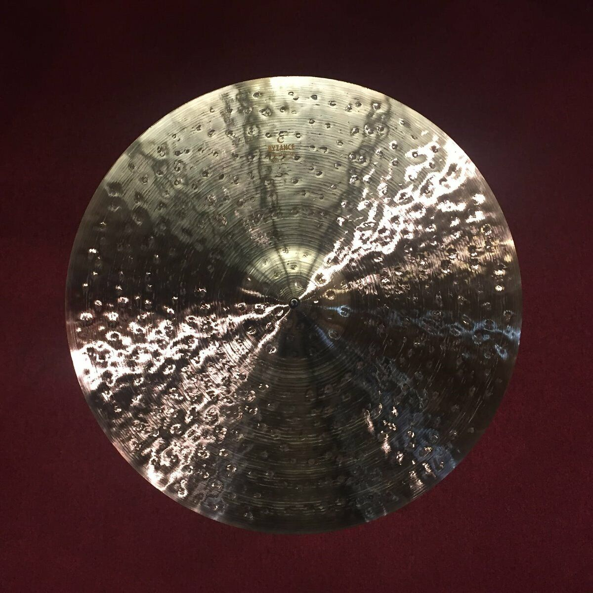 Meinl 2019 22  Byzance Foundry Reserve Ride Cymbal