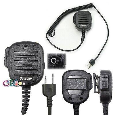 MINI Speaker Mic ICOM Radio F-plug ICSPK
