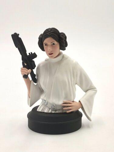star wars princesse leia buste de  collection collector/'s édition neuf fascicule