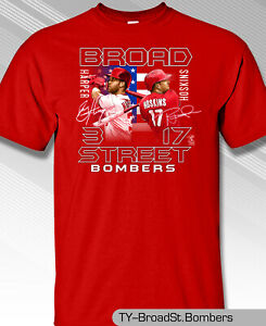 BRYCE-HARPER-RYSE-HOSKINS-BROAD-STREET-BOMBERS-T-SHIRT-MLB1812F