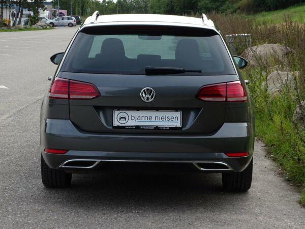 VW Golf VII 1,5 TSi 150 Highl. Variant DSG - billede 4