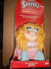 RARE Galoob Sweet Secrets Purse Pal Camilla doll Rare