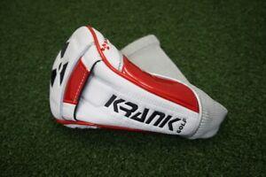 Nouveau-Krank-Golf-Fairway-bois-voile-42-B-Head-Cover