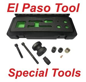 Details about BMW N14, N54, N63, S63 Fuel Injector Remover Kit, and Teflon  Seal Installer