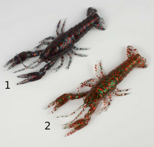 Crayfish creature bait from 0,33 €//ST Angel Soft Bait Pike Zander Perch Free Choice