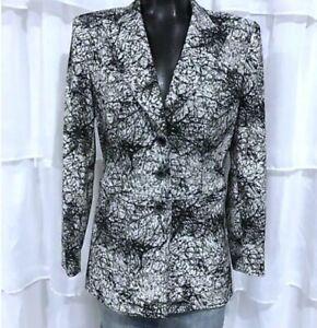 Size-6-ALBERTO-MAKALI-SPORT-Blazer-Jacket