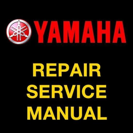 Yamaha Grizzly 125 YFM125G 2009 2010 2011 2012 2013 REPAIR ...