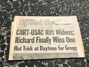 NOV-29-1978-NATIONAL-SPEED-amp-SPORTS-NEWS-car-racing-newspaper-RICHARD-wins