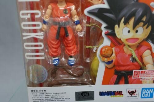 SH S.H Figuarts Dragon Ball Gokou Goku Kid Childhood Bandai Japan NEW ***