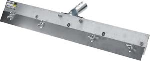 Stiftrakel-58-cm-hoehenverstellbar-0-10mm-Estrich-Abzieher-Estrichrakel-580-mm