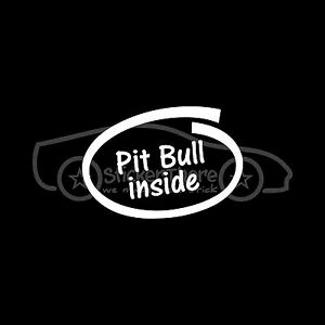 PIT-BULL-INSIDE-Sticker-Car-Truck-Decal-Pitbull-Bully-Alarm-Dog-Puppy-Protect